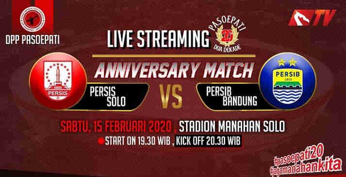 Persis Solo vs Persib Bandung