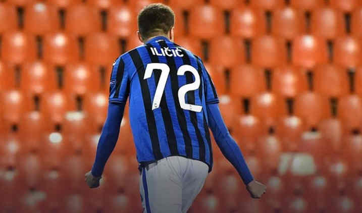 4 gol Josep Ilicic