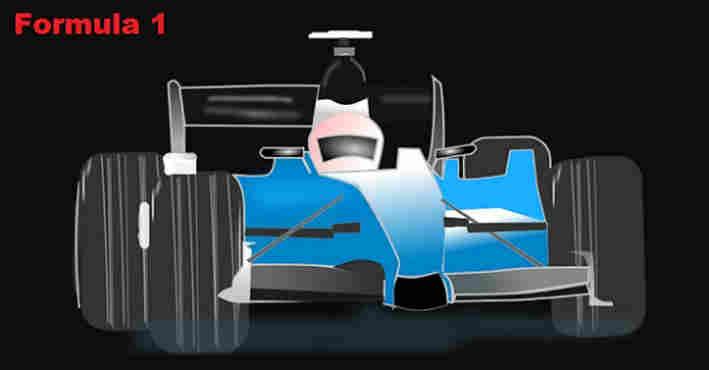jadwal F1 2020