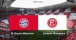 Bayern Munchen vs Fortuna Dusseldorf
