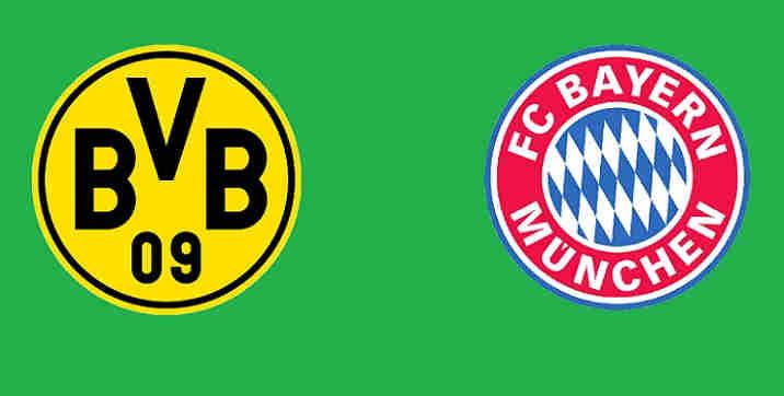Hasil Dortmund vs Munchen